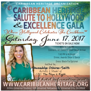Caribbean Heritage Salute to Hollywood & Excellence Gala