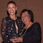 Dorothy McLeod, Founder & Executive Director Jamaica Cultural Alliance w Honoree Fox Television's Empire Grace Byers