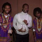 Ladies & Gentlemen the Receipients of the Inaugural Robert Nesta Marley Humanitarian Award, Yard Life Project and Pras